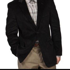 Express Design Studio corduroy blazer jacket 38S
